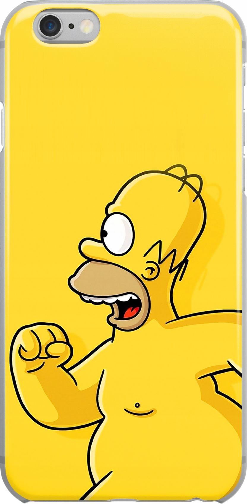 Etui Wzory Simpsons2 Lenovo A3600