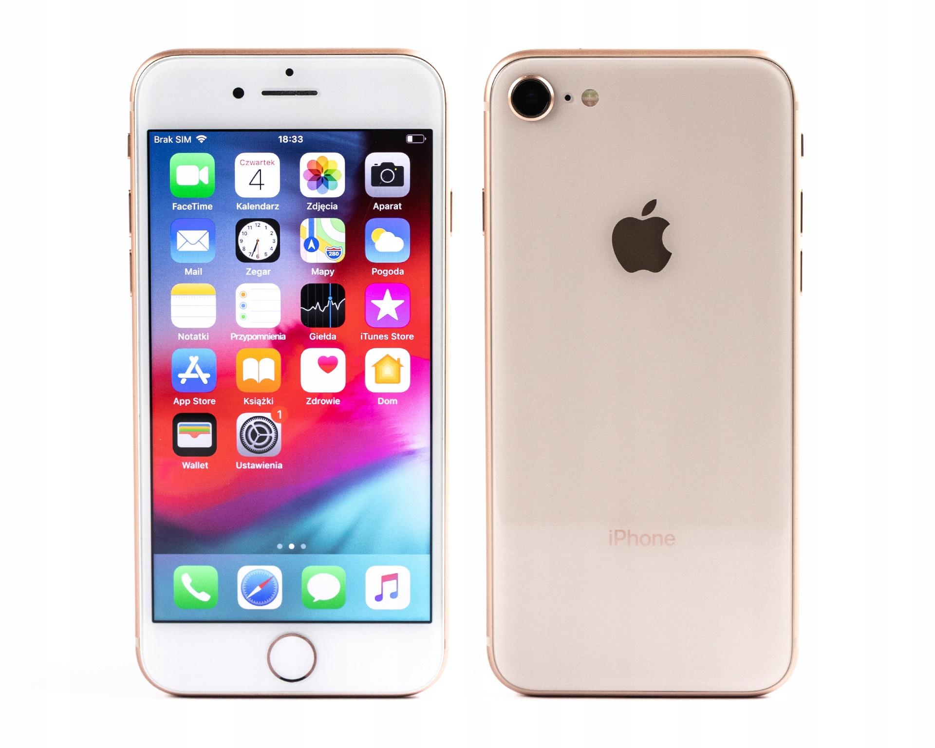Apple Iphone 8 Za 888 99 Zl Na Allegro Pl 9441690453 Ceny I Opinie