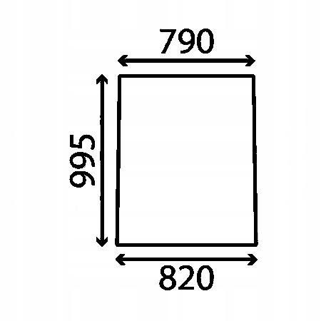Лобовое стекло Manitou MLT 524, 527, 624, 728 845
