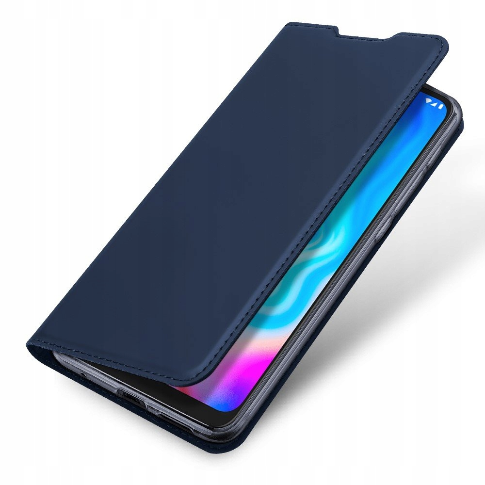 Etui z klapką+ szkło do Motorola G9 Play / E7 Plus Dedykowany model Motorola G9 Play / E7 Plus