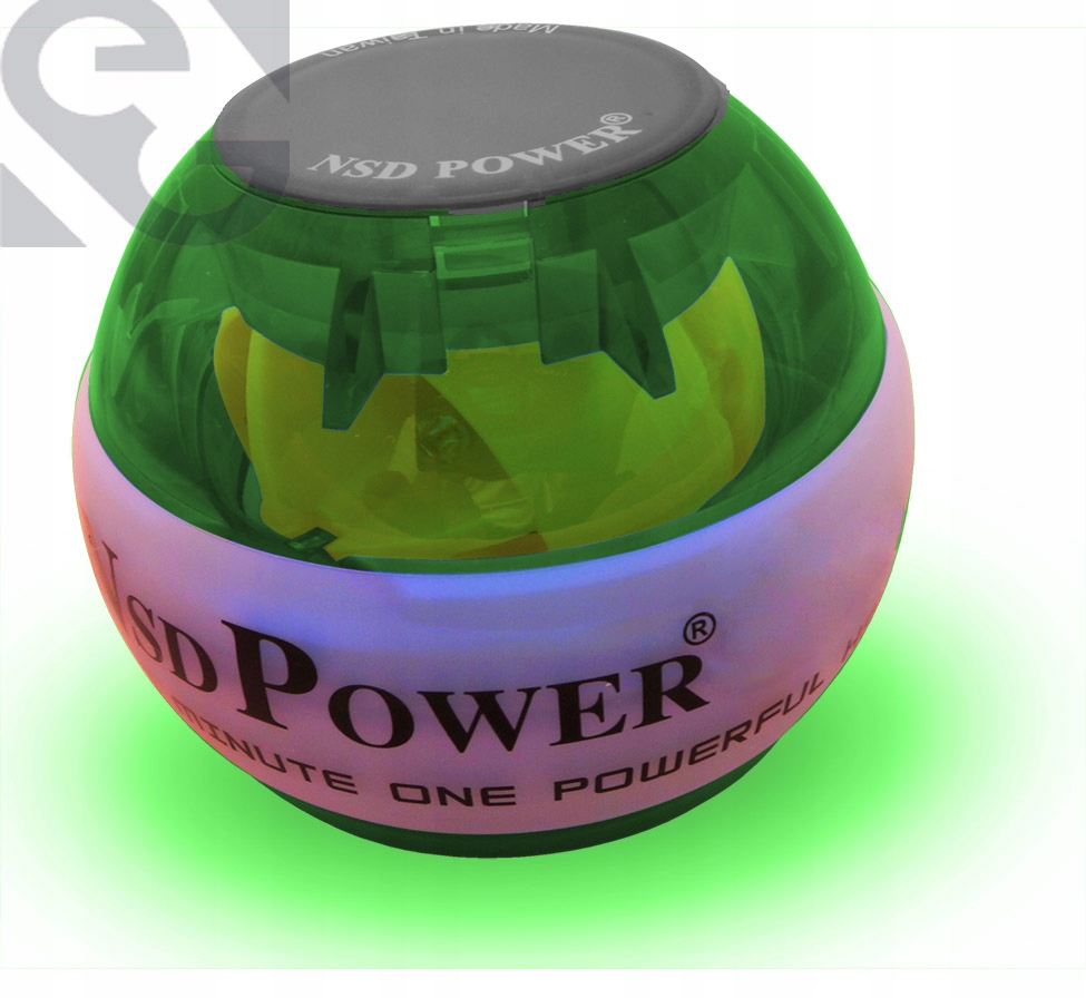 NSD POWER najnovší model SPORT BALL Light GREEN