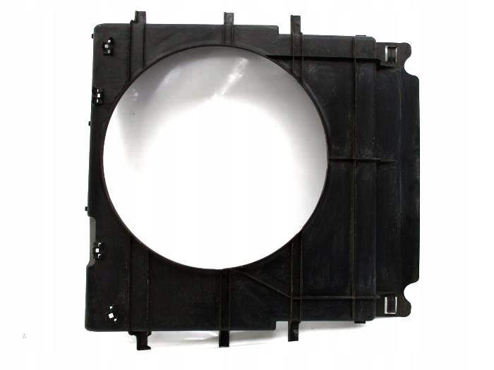 корпус радиатора крышка вентилятора vw crafter