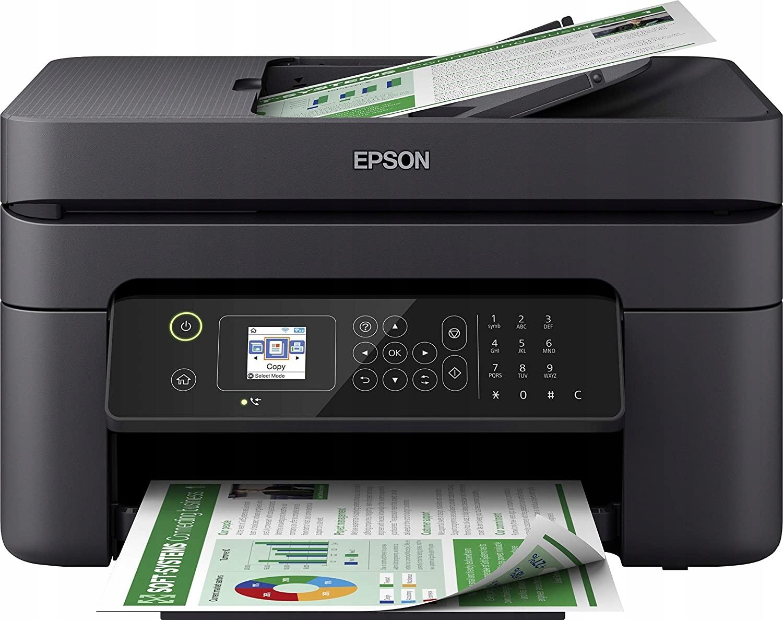 Epson WF-2850 Duplex 3w1 WiFi Wieczne tusze