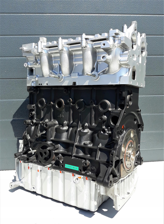 Двигатель FORD FOCUS 2.0 TDCI 16V G6DA с GWARANCJĄ