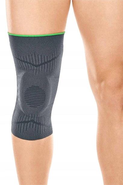 Elastyczna orteza kolana z pierścieniem na rzepkę