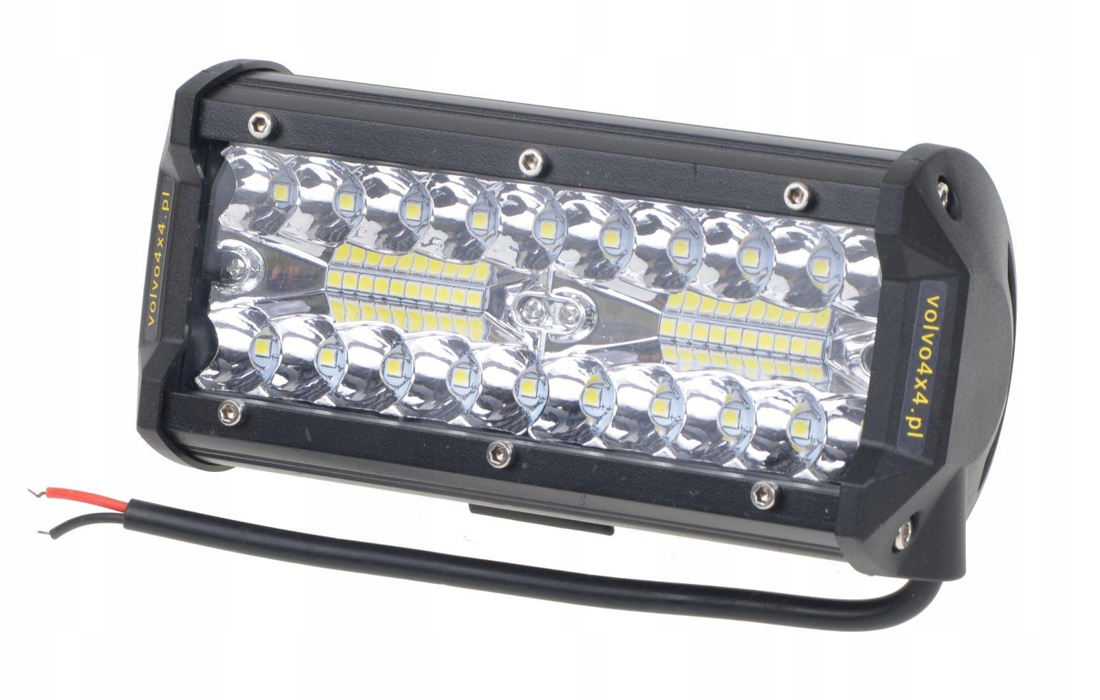 лампа панель комбо mix led бар тип 120w 4x4 12v 24v