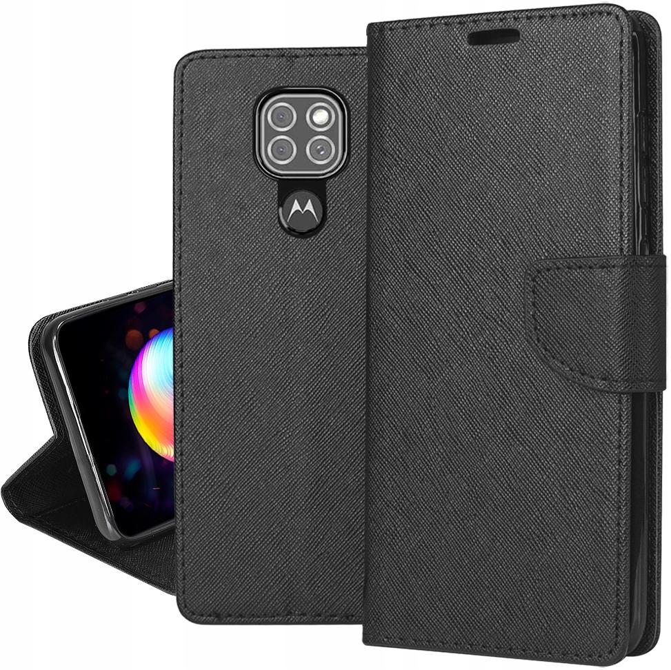 Etui do Motorola Moto G9 Play Fancy Case + SZKŁO