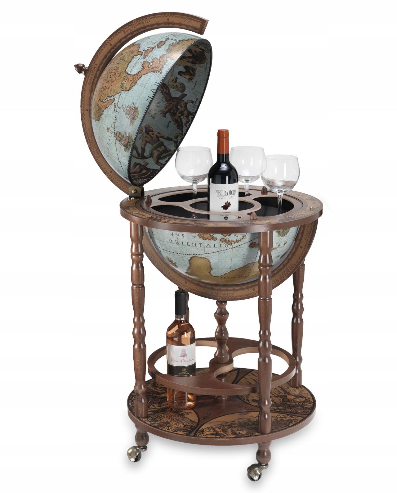 Globus Vináreň na alkohol Globobar Zoffoli Retro
