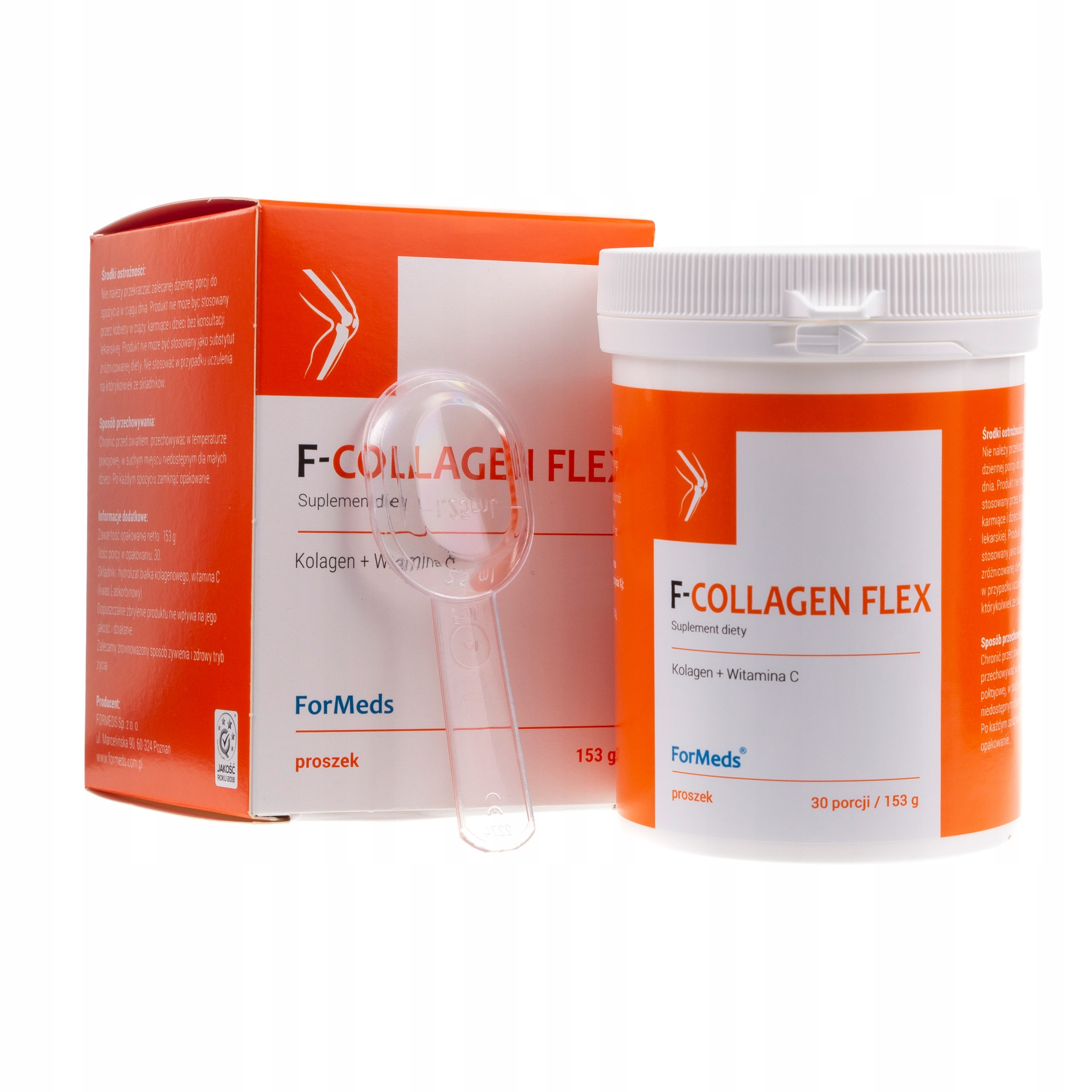 FORMEDS F-COLLAGEN FLEX W PROSZKU KOLAGEN 5000 MG