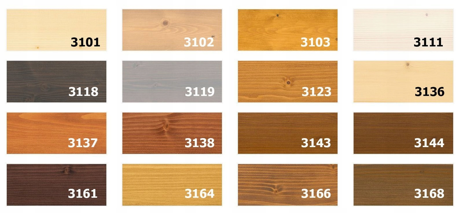 Osmo cognac 3143 ppg exterior stain