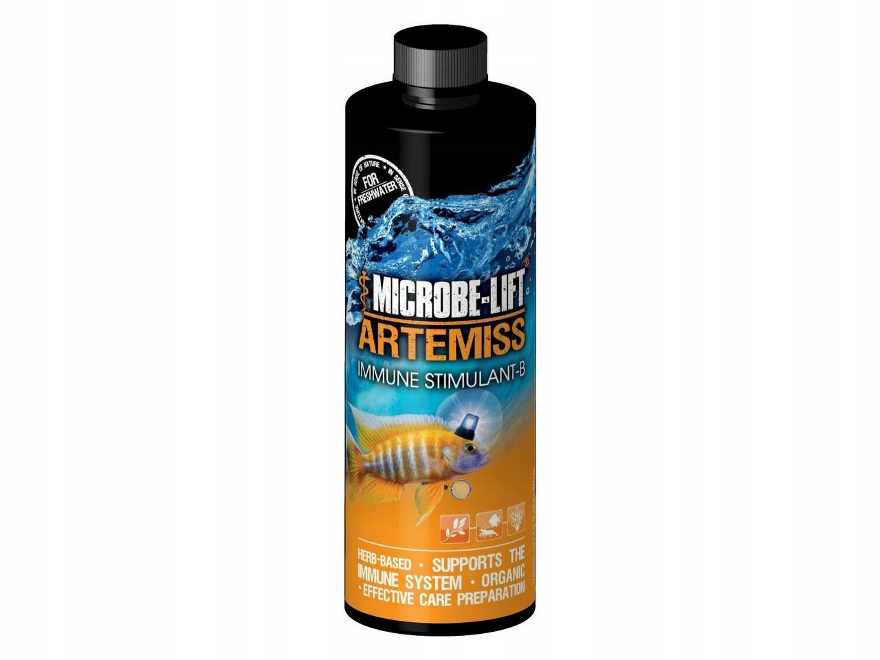 MICROBE-LIFT Artemiss 473ml NATURALNY LEK