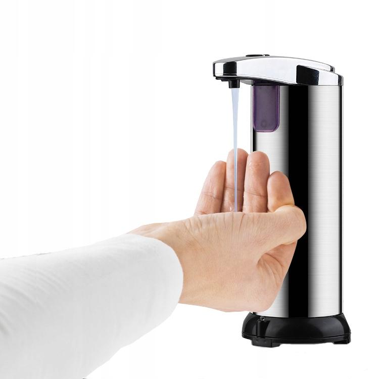 Automatický bezdotykový dávkovač mydla / gélu