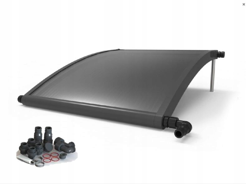 Солнечный водонагреватель для бассейна Lux 800 Solar
