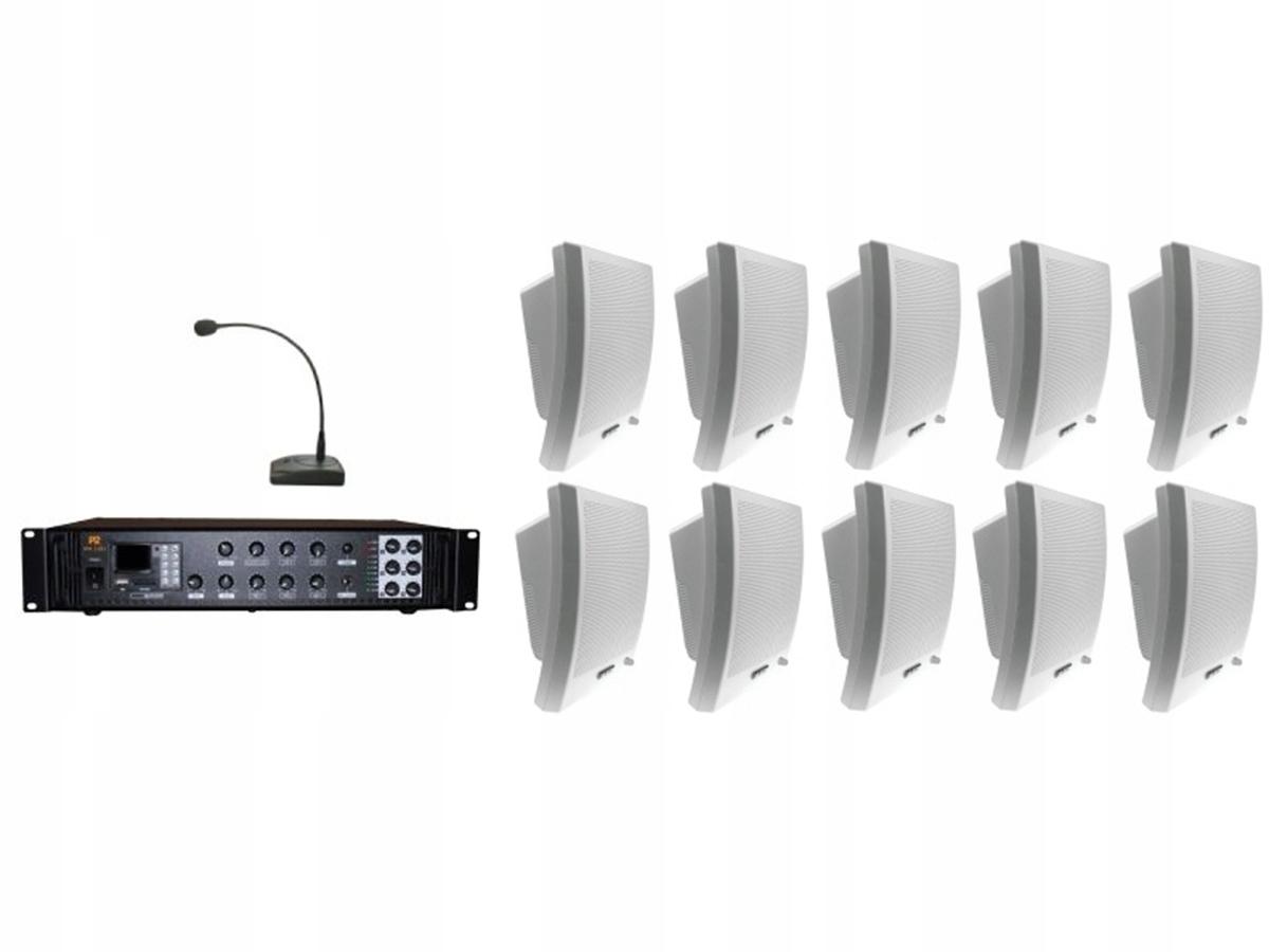 Купить Комплект звукоусилительной аппаратуры для школьного радиоузла на Otpravka - цены и фото - доставка из Польши и стран Европы в Украину.