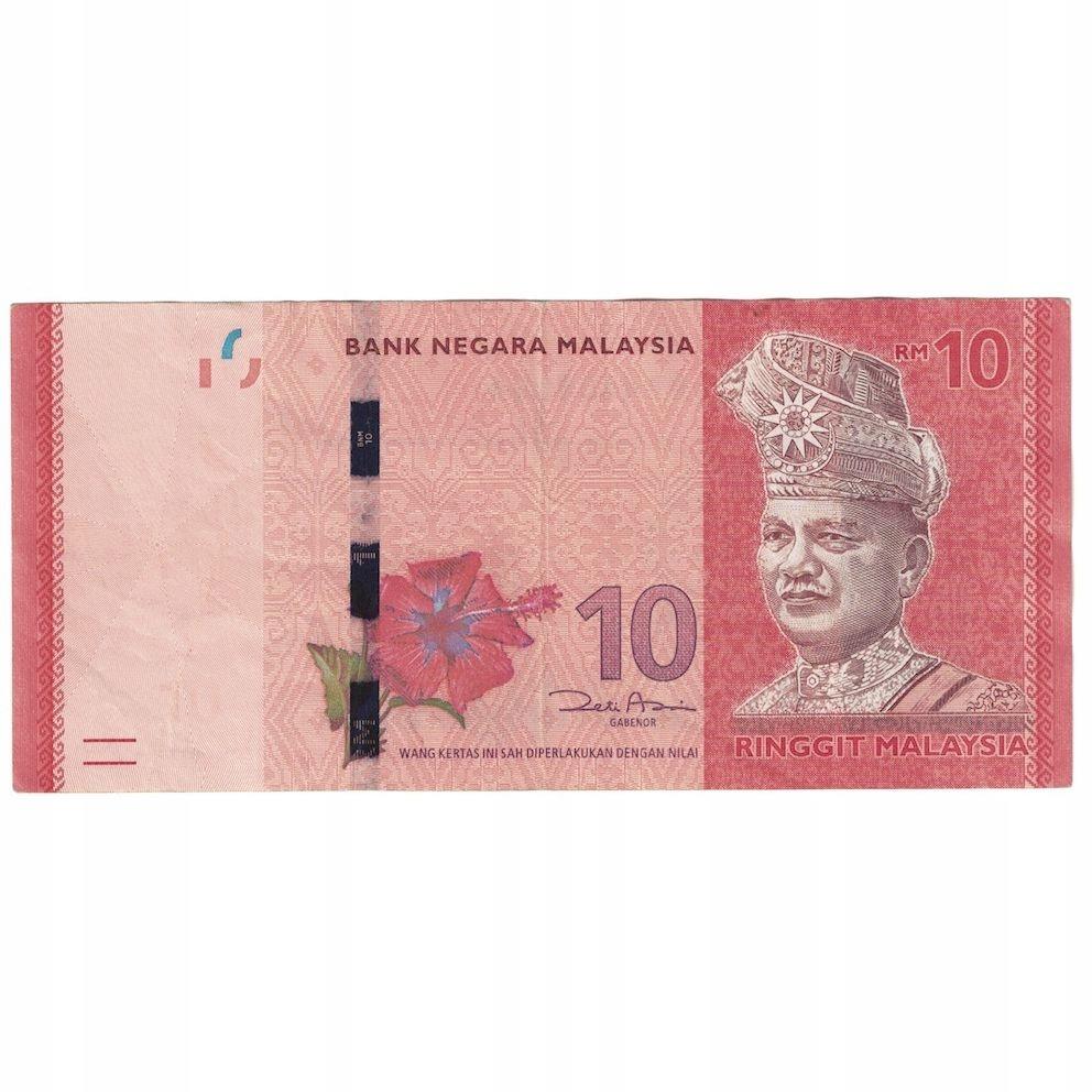 Банкнота, Малайзия, 10 ринггит, 2012, KM: 53, VF (30-3