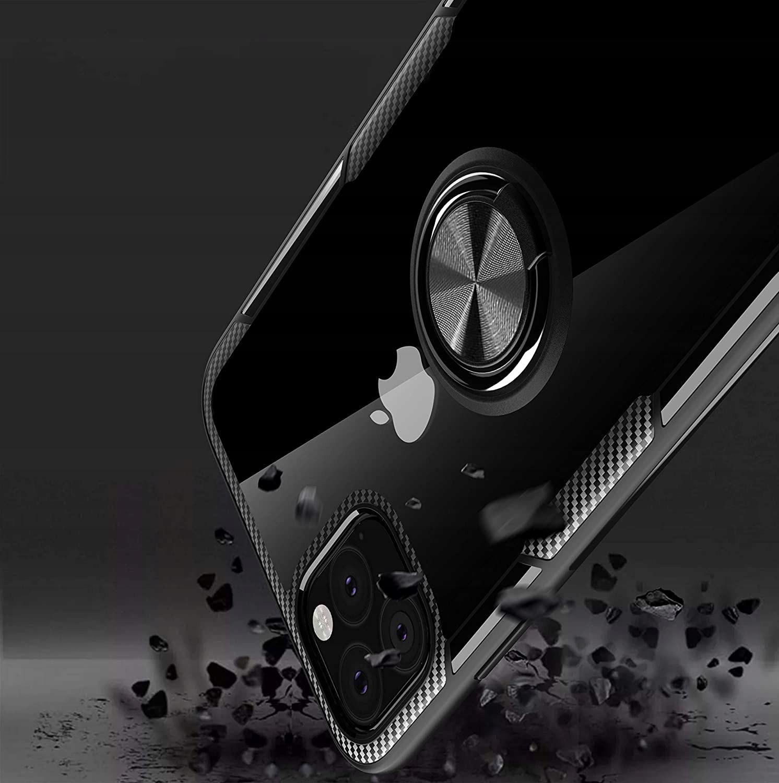 Etui Ring + Szkło do iPhone 11 Pro / X / XS Przeznaczenie Apple