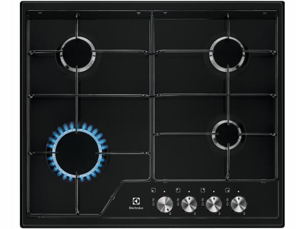 Газовая плита 60 ELECTROLUX EGS6424K воспламенитель