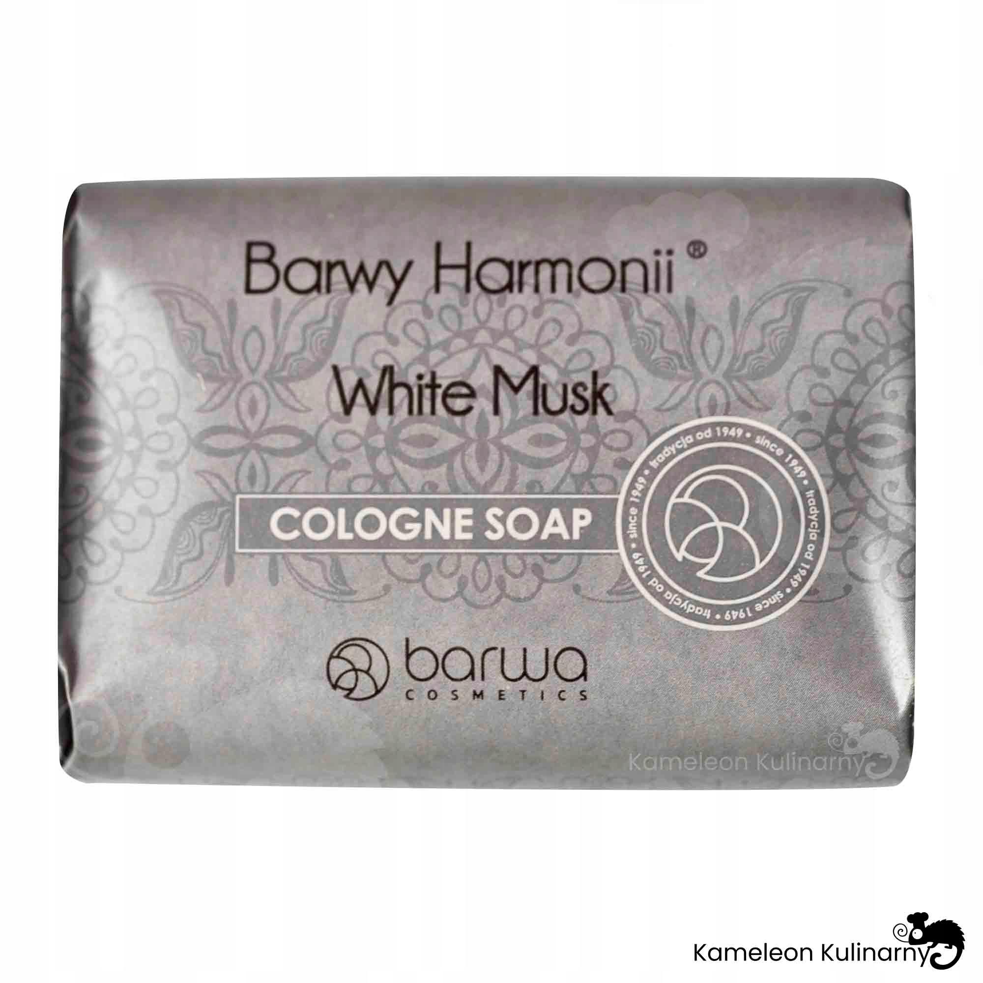 ZESTAW PREZENTOWY na prezent PACHNĄCE mydła 4x190g Produkt nie zawiera składników pochodzenia zwierzęcego