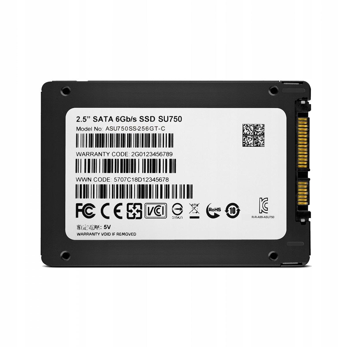 Купить Ultimate SU750 256G 2.5 S3 SSD 550/520 МБ / с на Otpravka - цены и фото - доставка из Польши и стран Европы в Украину.