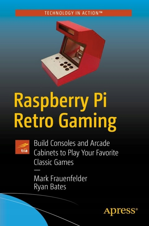 Retro hra Raspberry Pi - Mark Frauenfelder