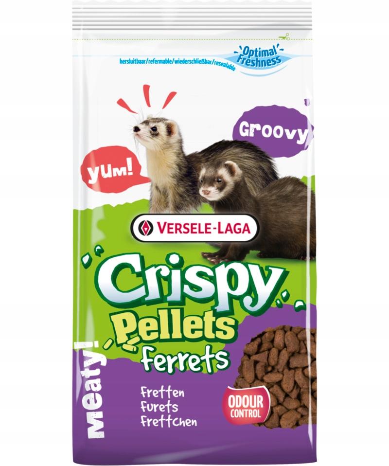 VERSELE-LAGA Karma dla fretki Crispy Pellets 3kg