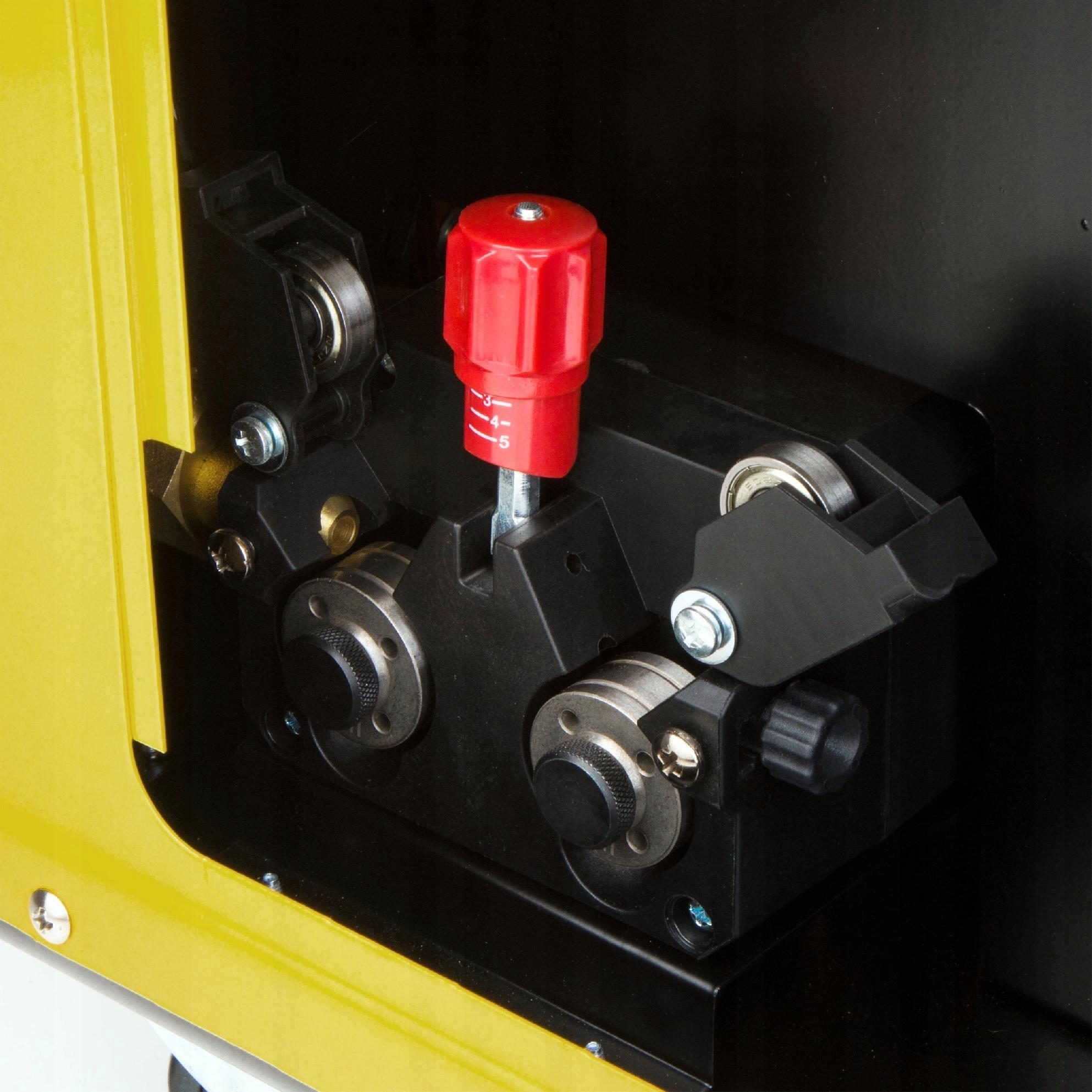 Spawarka MIGOMAT MAGNUM MIG MAG 240 PULS SYNERGIA Waga urządzenia 16.4 kg