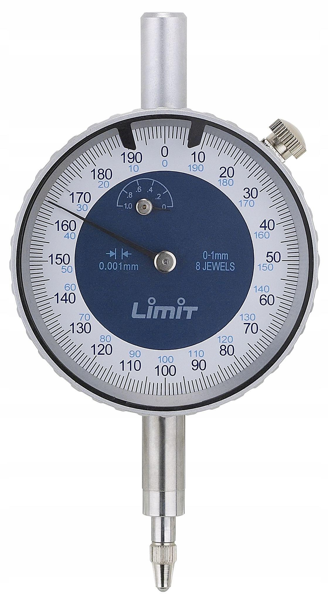 Czujnik zegarowy 1mm LIMIT 11912-0103