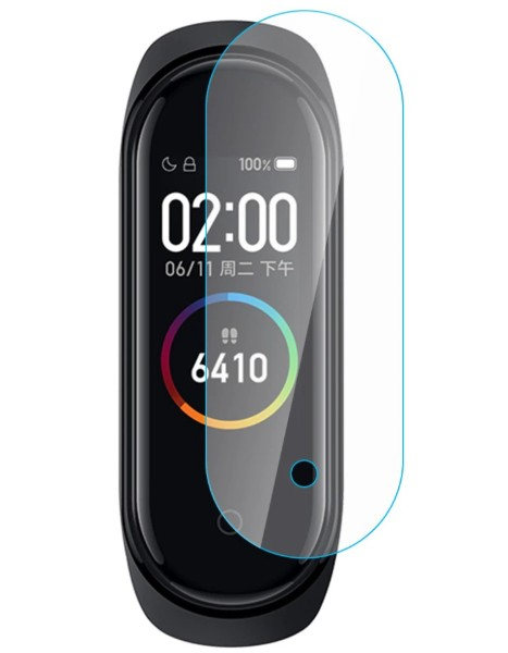 Item 2 X PROTECTION FILM ON THE DISPLAY FOR XIAOMI MI BAND 4