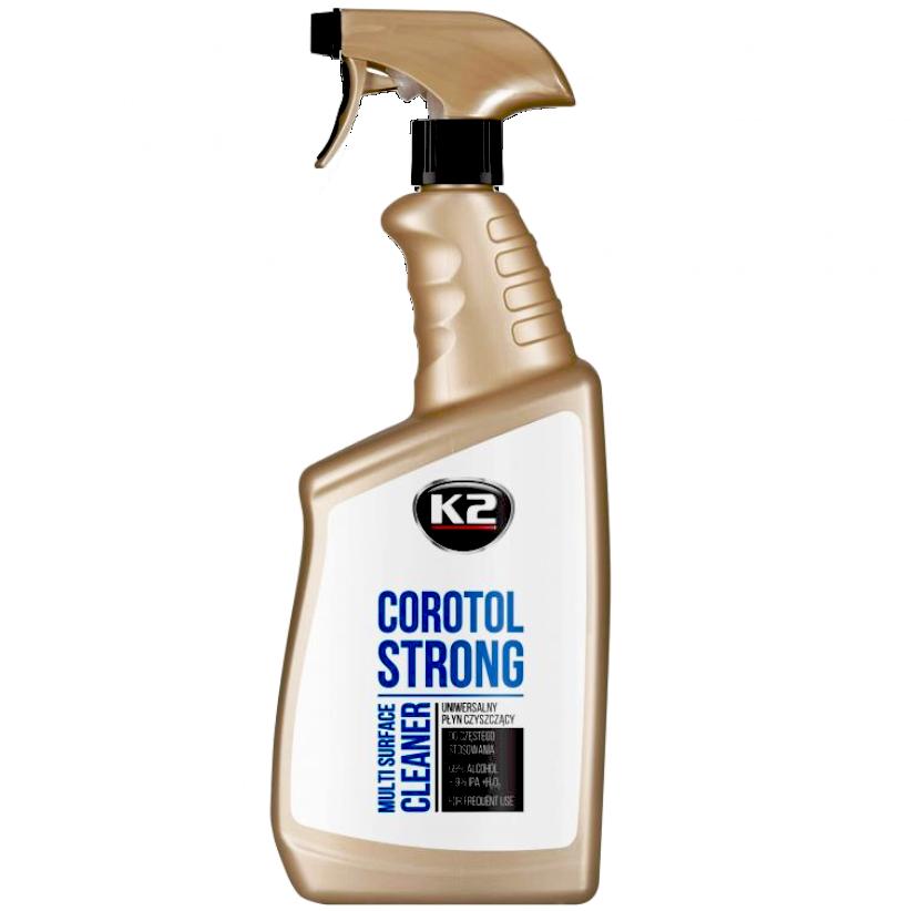 K2 COROTOL STRONG 78 ALCOHOL Очищающая жидкость
