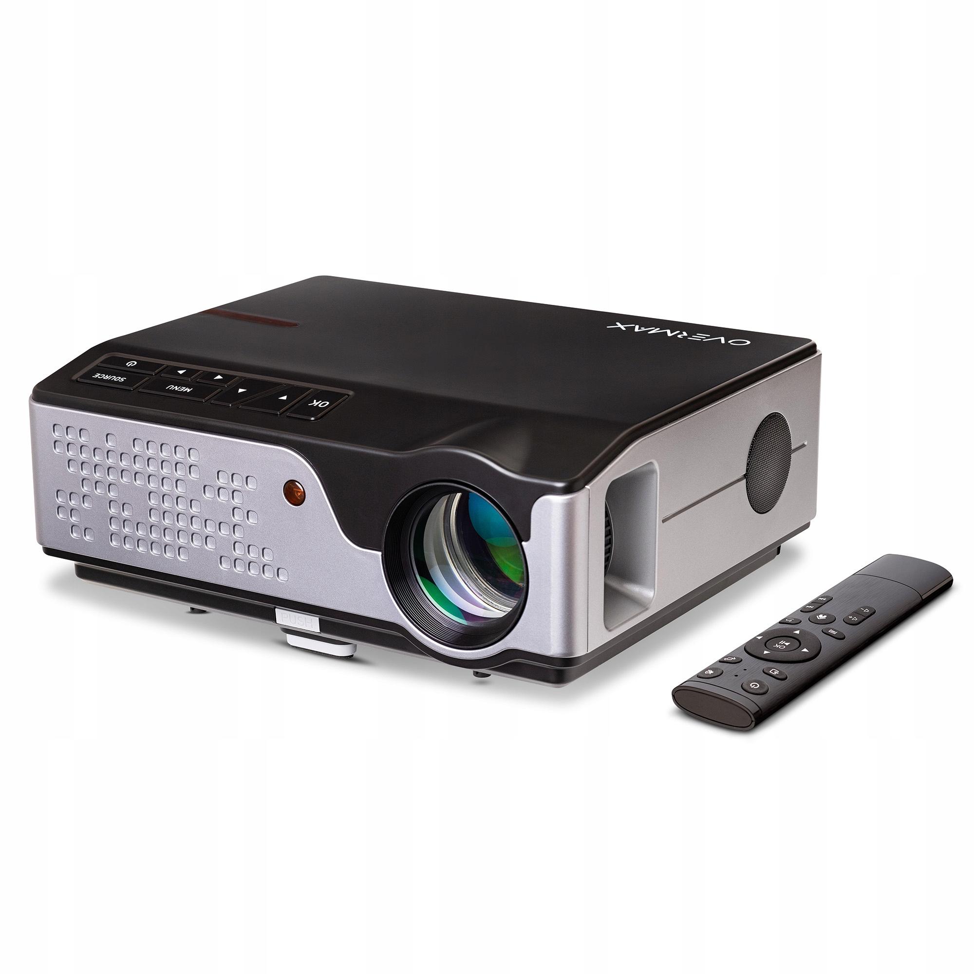 ПРОЕКТОР OVERMAX MULTIPIC 4.1 LED FULL HD PROJECTOR