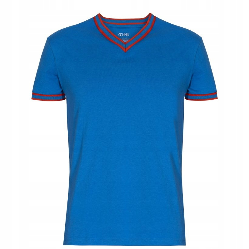 Ochnik T-shirt męski TSHMT-0025-61(W20) r. L