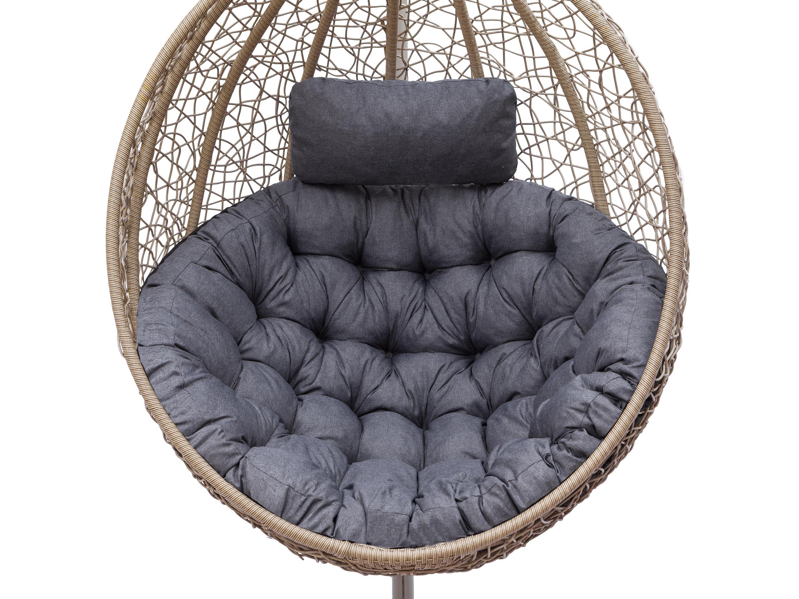 Садовая подушка на качелях, подвесной кокон