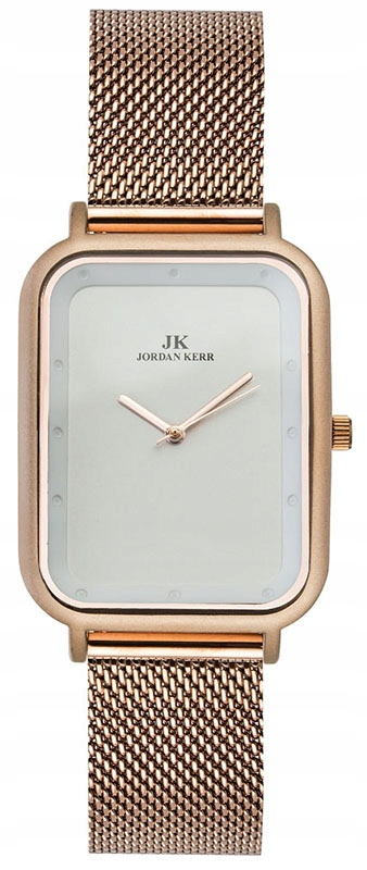 Dámske obdĺžnikové retro hodinky Jordan Kerr
