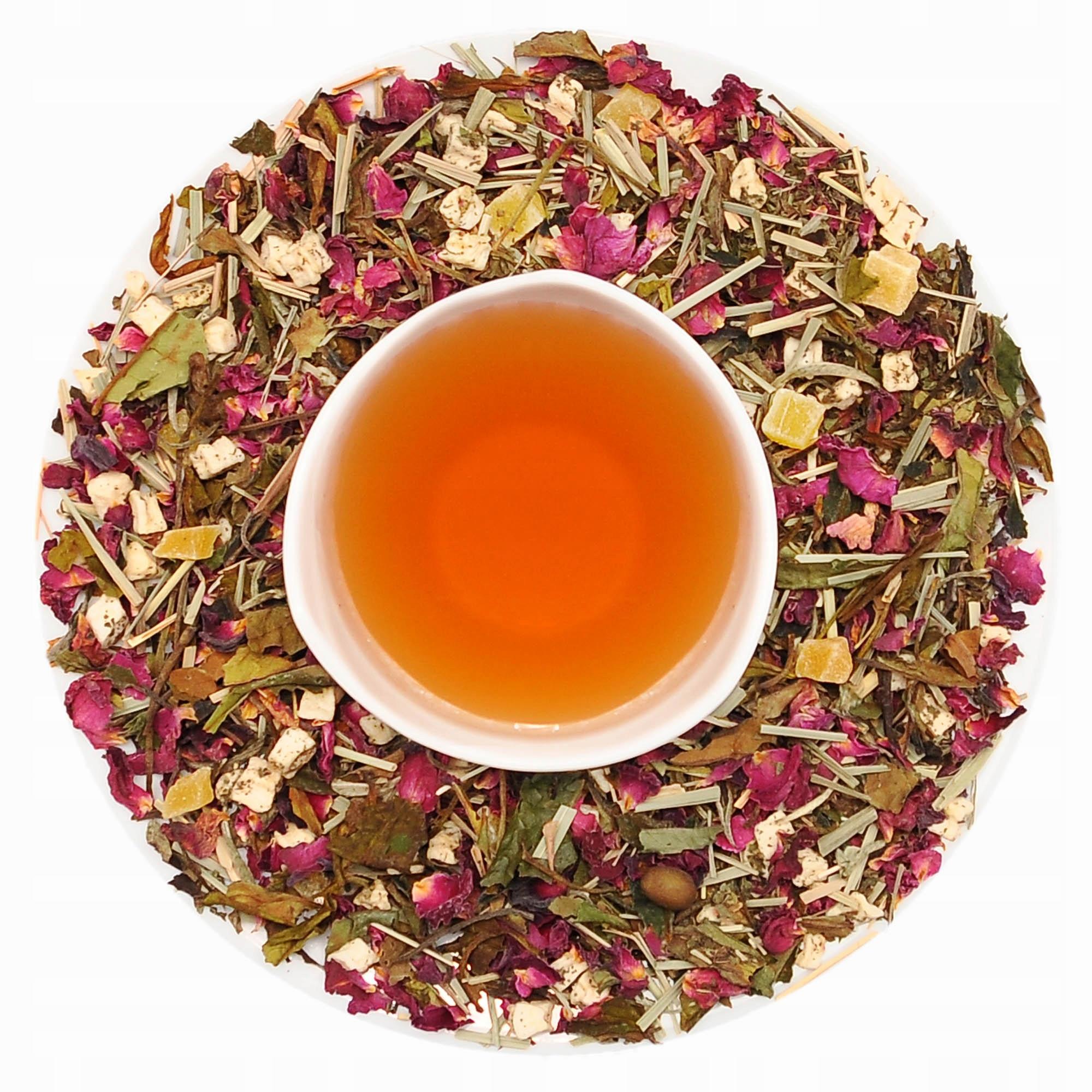 Белый чай White Mango Pai Mu Tan Dan - 50 г