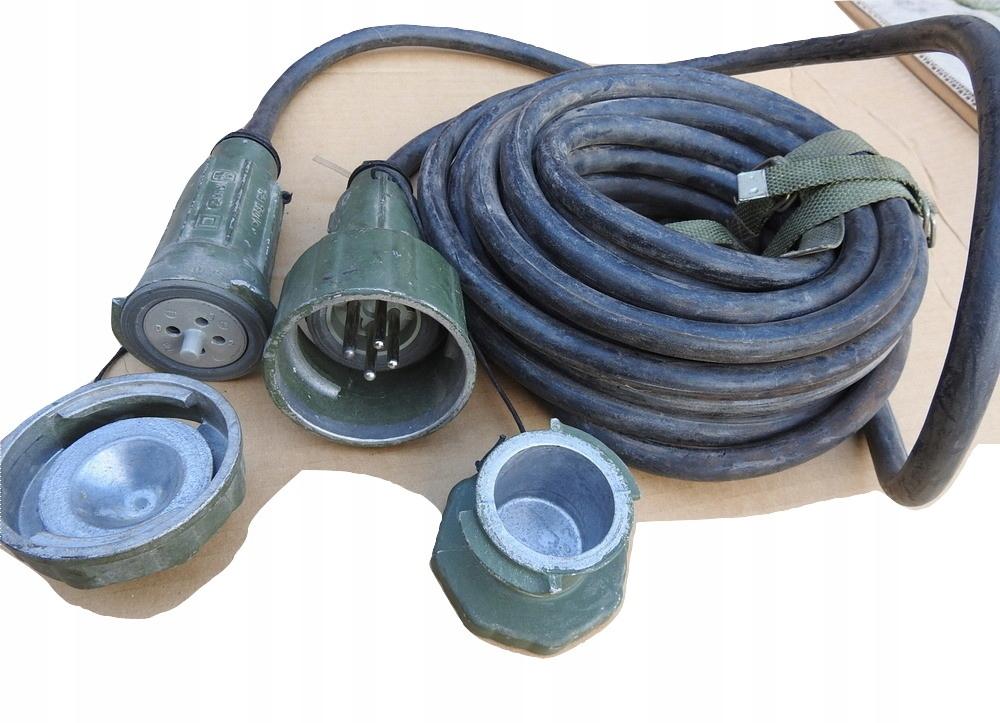 удлинитель силовой кабель 4 провода военная часть