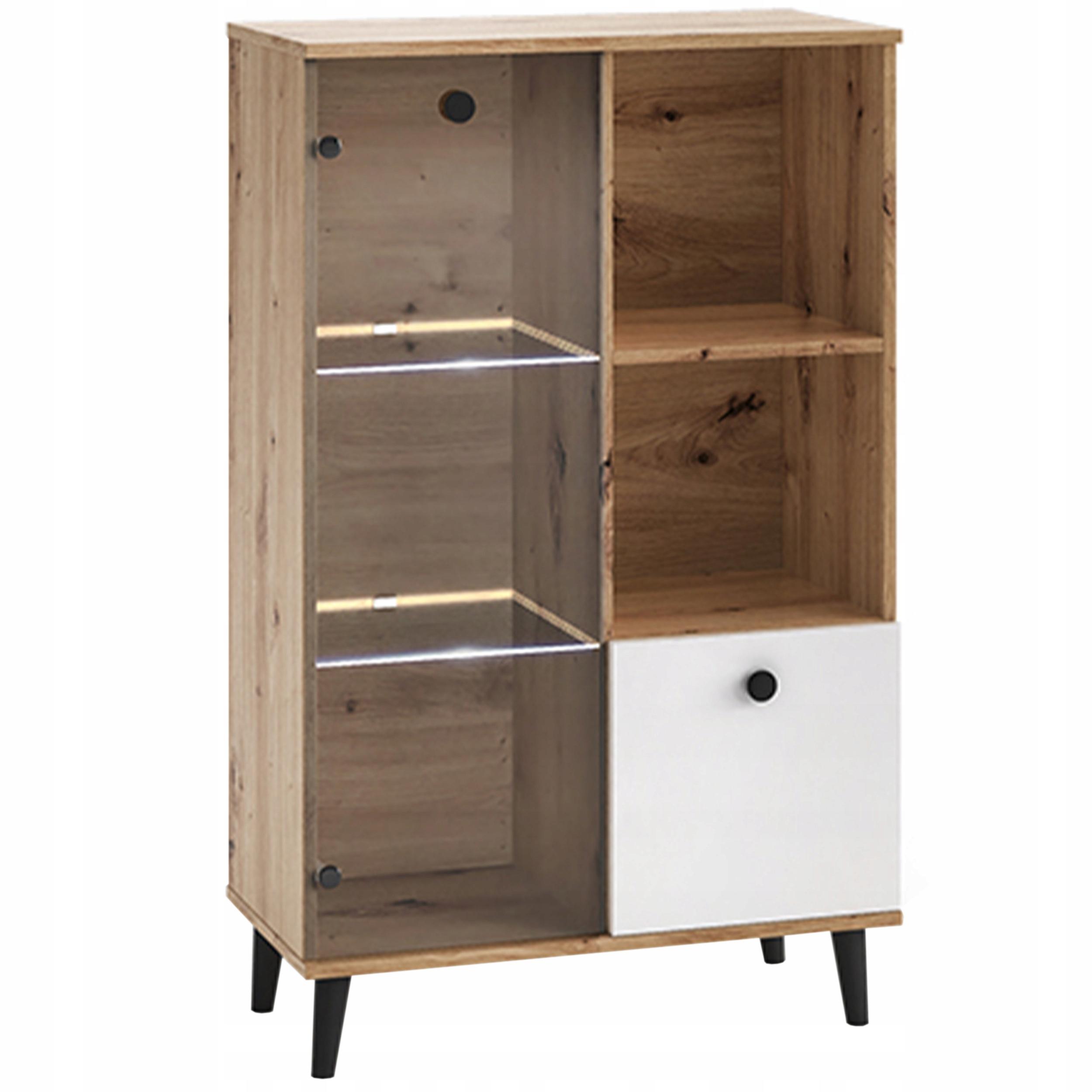 Витрина, книжный шкаф для гостиной - Artisan