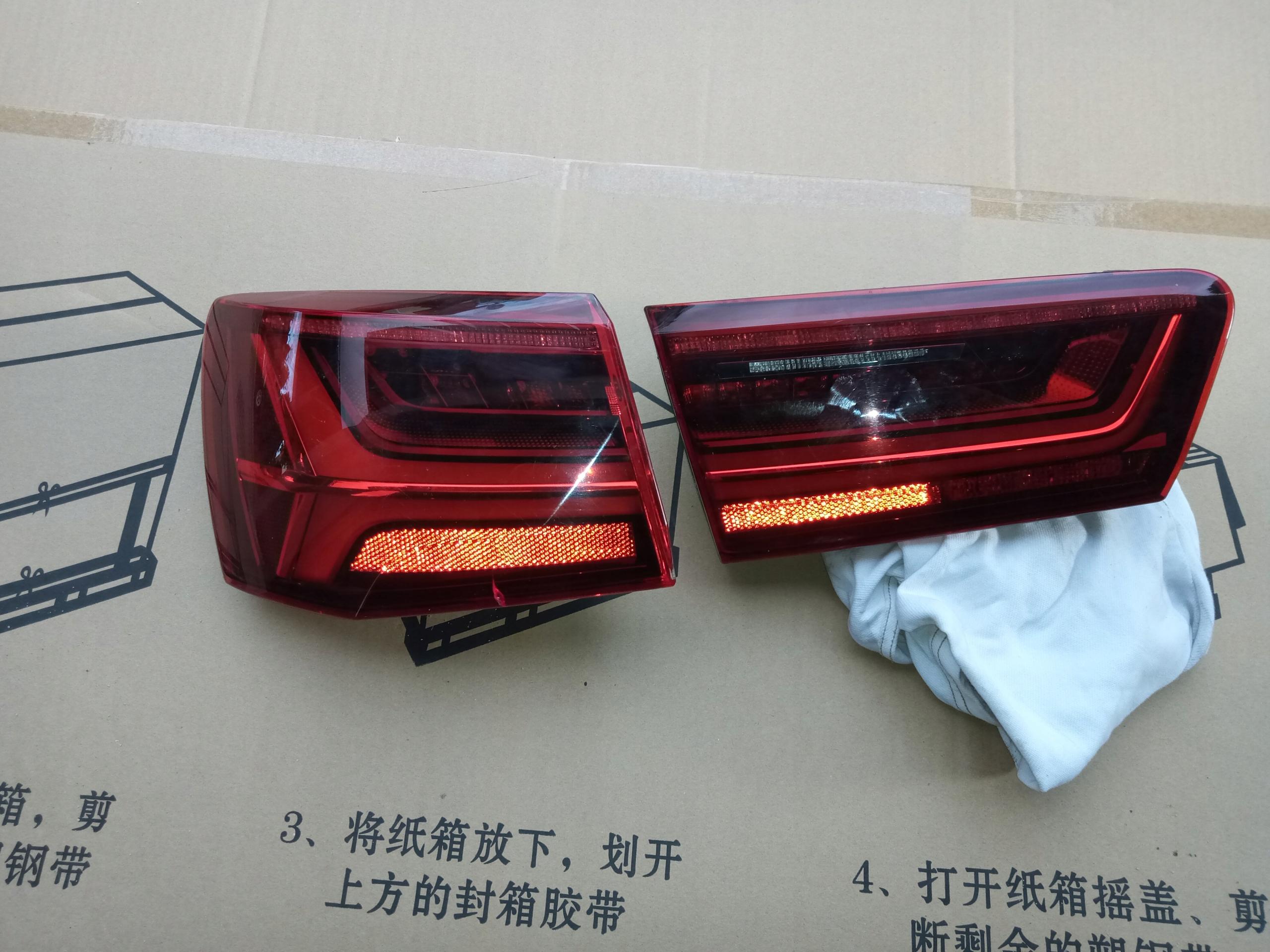 Задні Світло ліве AUDI A6...
