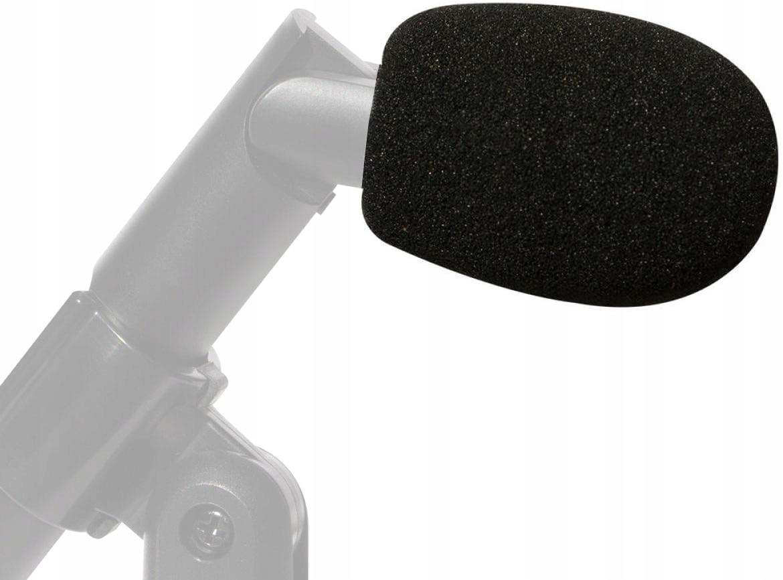 Купить Губка для конденсаторного микрофона On Stage ASWS40B на Otpravka - цены и фото - доставка из Польши и стран Европы в Украину.
