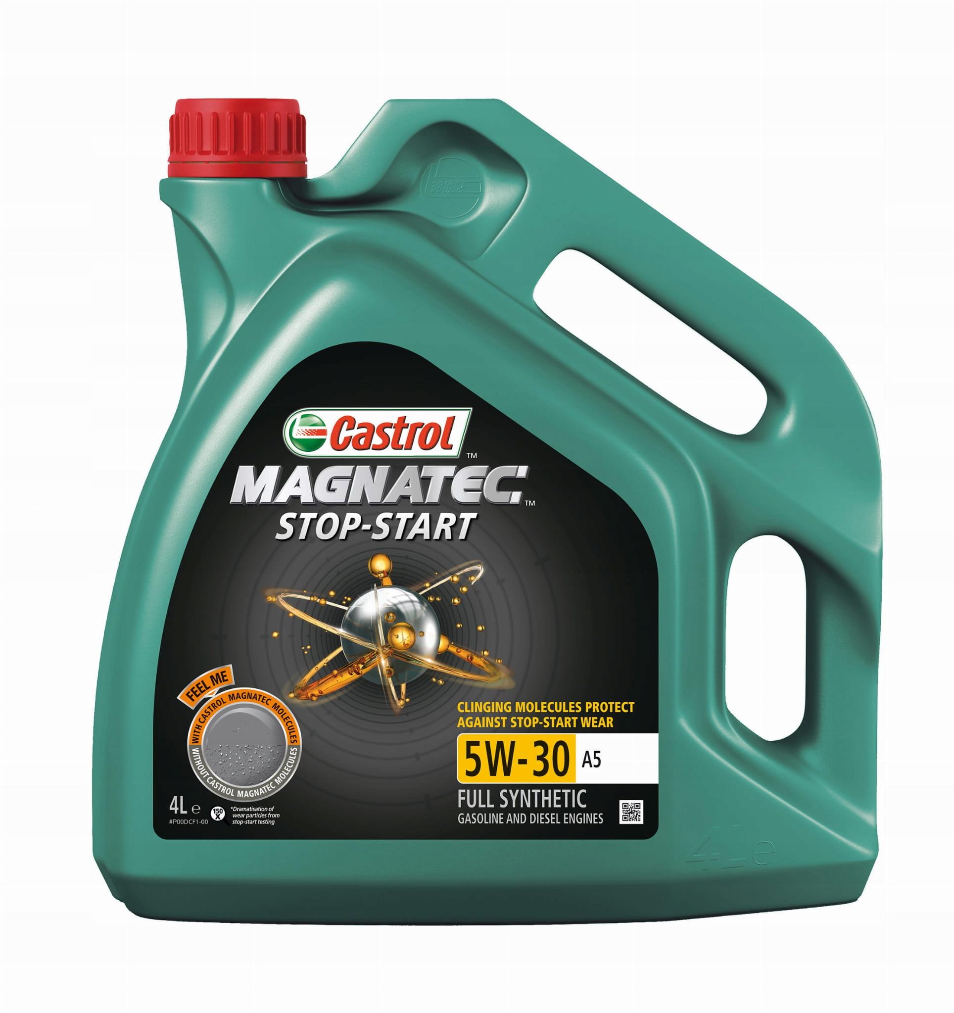Castrol Magnatec Stop-Start A5 5W30 4L