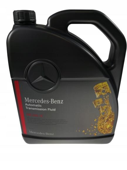 оригинальный 5l масло авто коробки передач mercedes