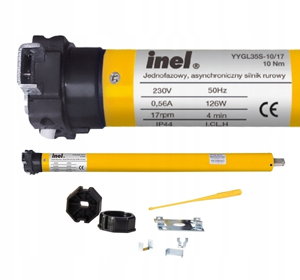 Silnik do rolet zewnętrznych INEL FI40 N-10
