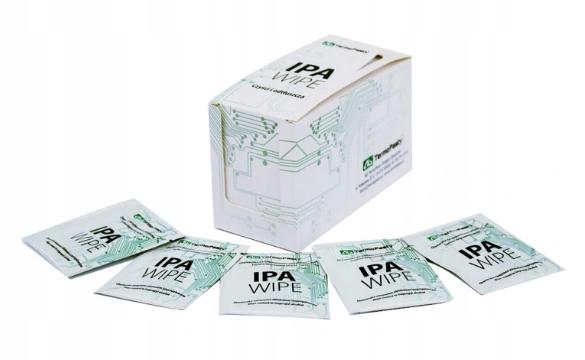 IPA WIPE пропитанные салфетки алкоголя