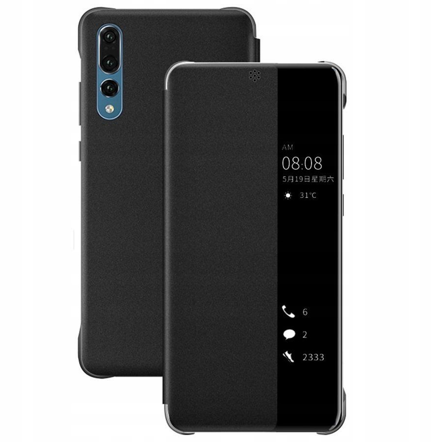 Etui Smart View Cover Flip Case Do Huawei P20 Pro
