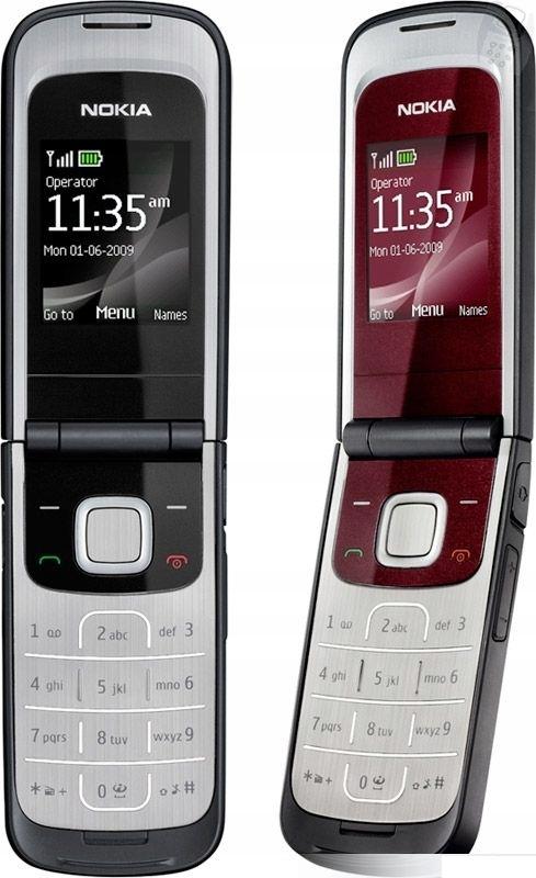 оригинальна Nokia 2720 ЛУЧЕЙ лентам излияния Full Zealand