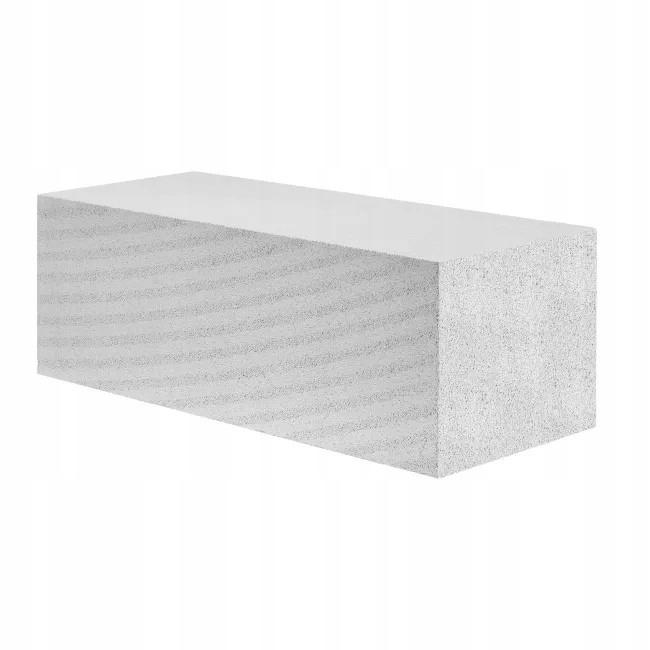 Блочный газобетон, ячеистый бетон 24х24х60 Беларусь