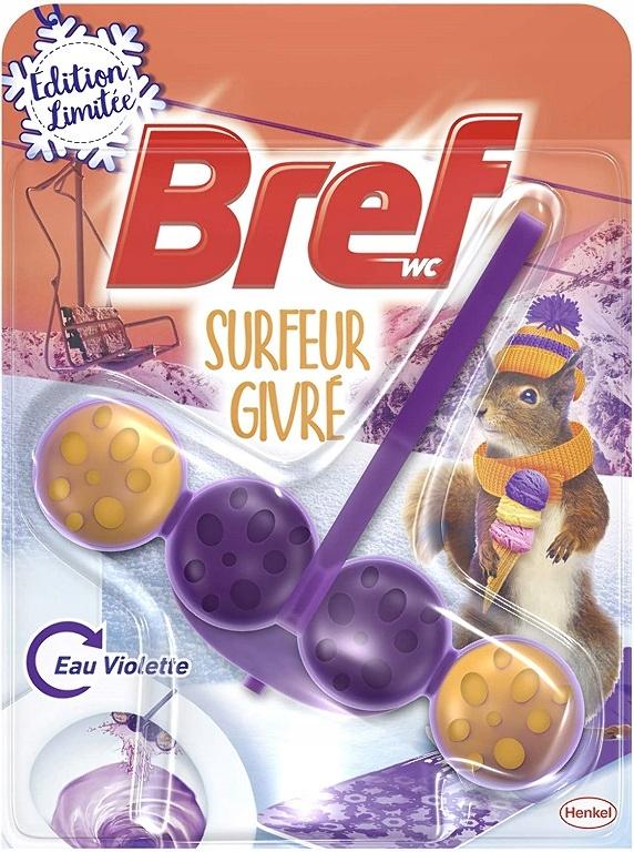 BREF Цвет Aktiv 50g Виолетта Туалетный куб