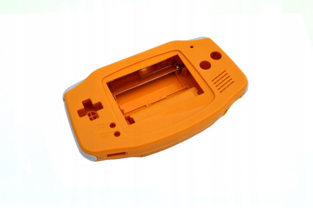 Купить Корпус консоли Game Boy Advance GBA [ОРАНЖ] на Otpravka - цены и фото - доставка из Польши и стран Европы в Украину.