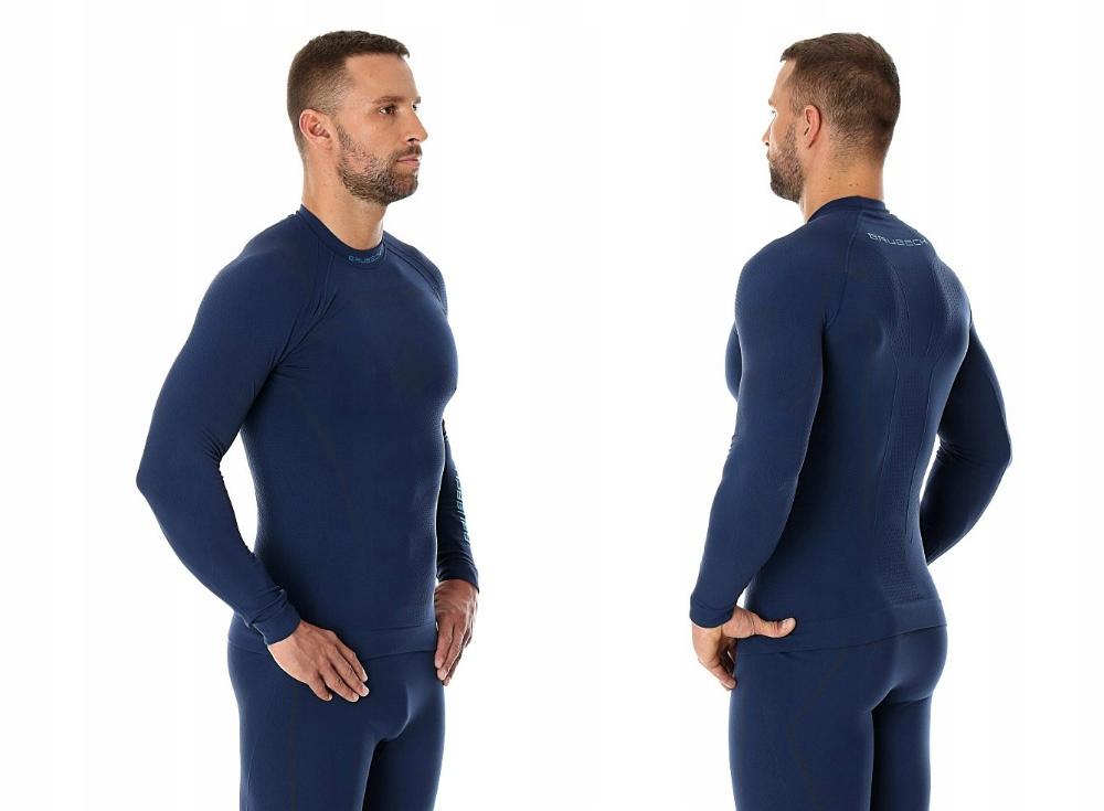BRUBECK THERMO XL # Męska Koszulka Termoaktywna