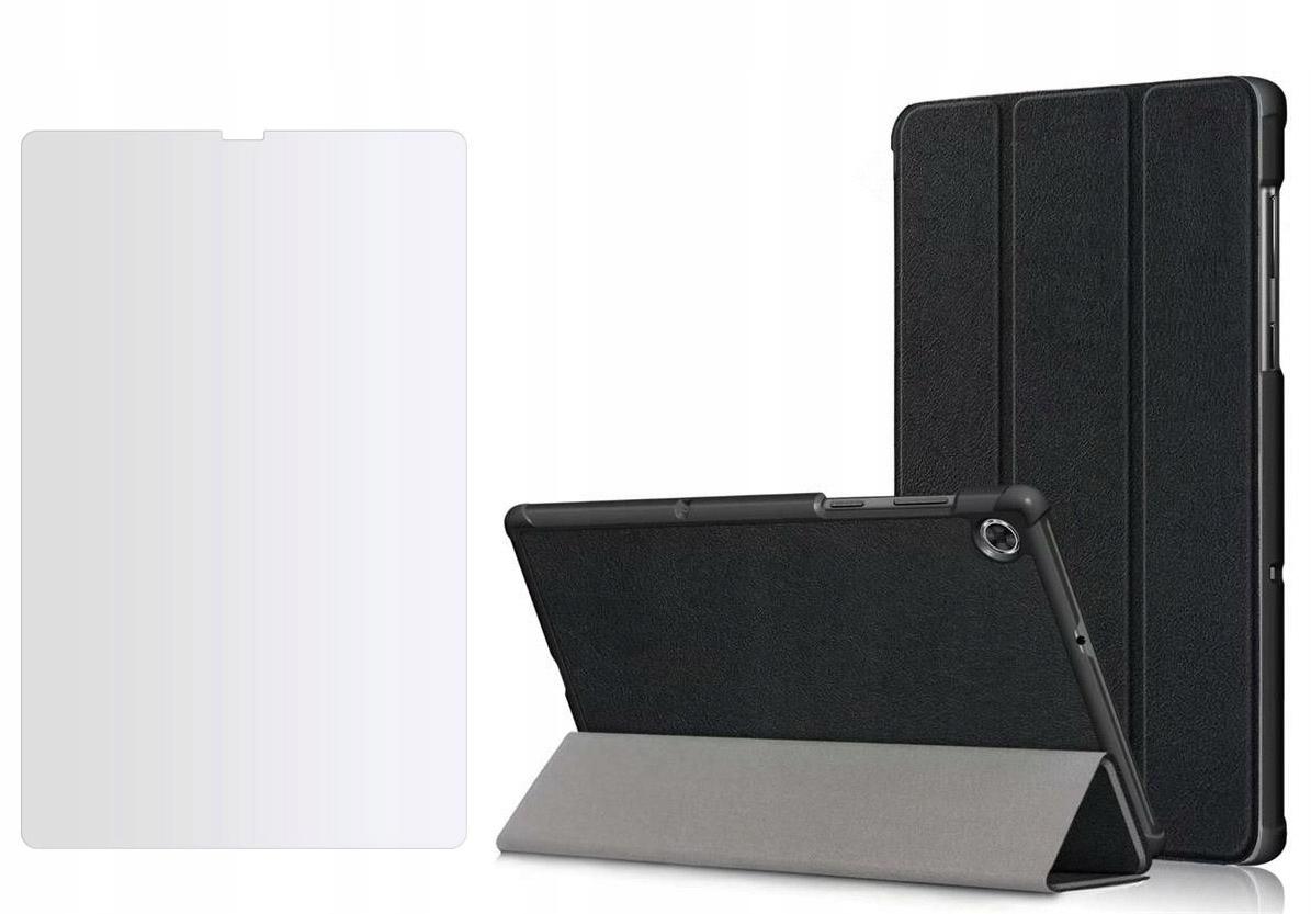 Etui do Lenovo Tab M10 Plus 10.3 Czarny + Szkło