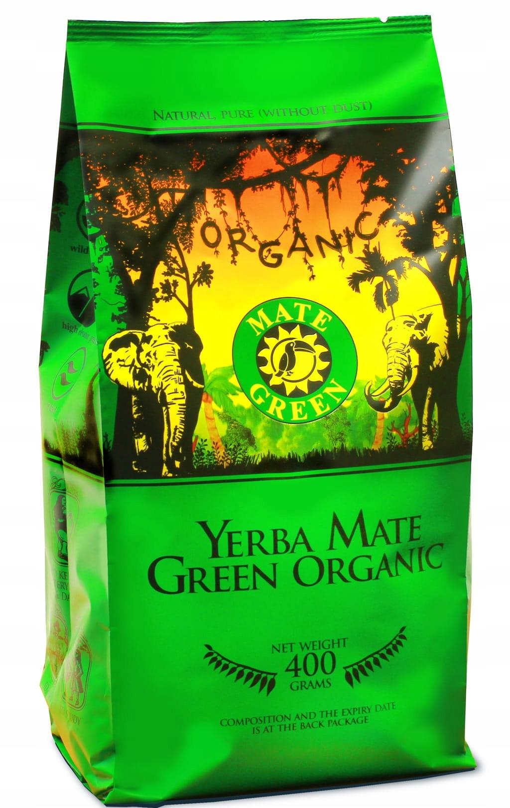 Йерба Мате мате зеленый 400 г